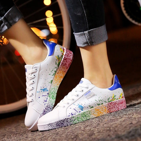 Shoes Women Sneakers Smith Superstar Basket Femme Chaussure Lovers Shoes