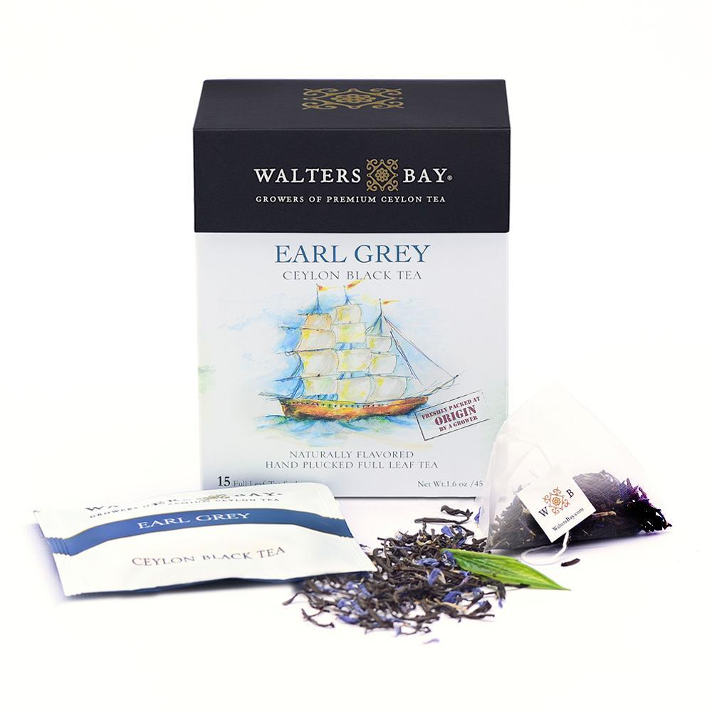 Walters Bay Earl Grey Tea