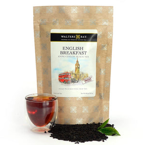 Walters Bay English Breakfast Loose Leaf Tea