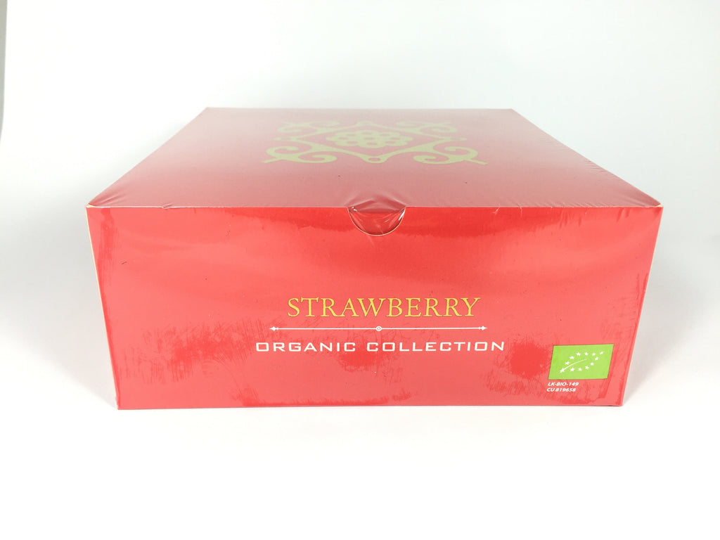 Walters Bay Strawberry Ekologiskt Te
