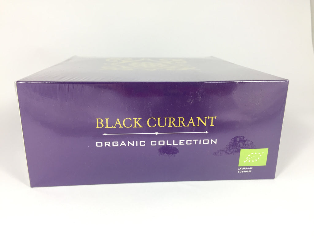 Black Currant Ecologic Tea