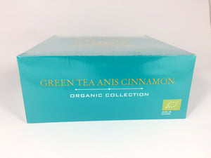 Green Tea Anis Cinnamon Ecologic