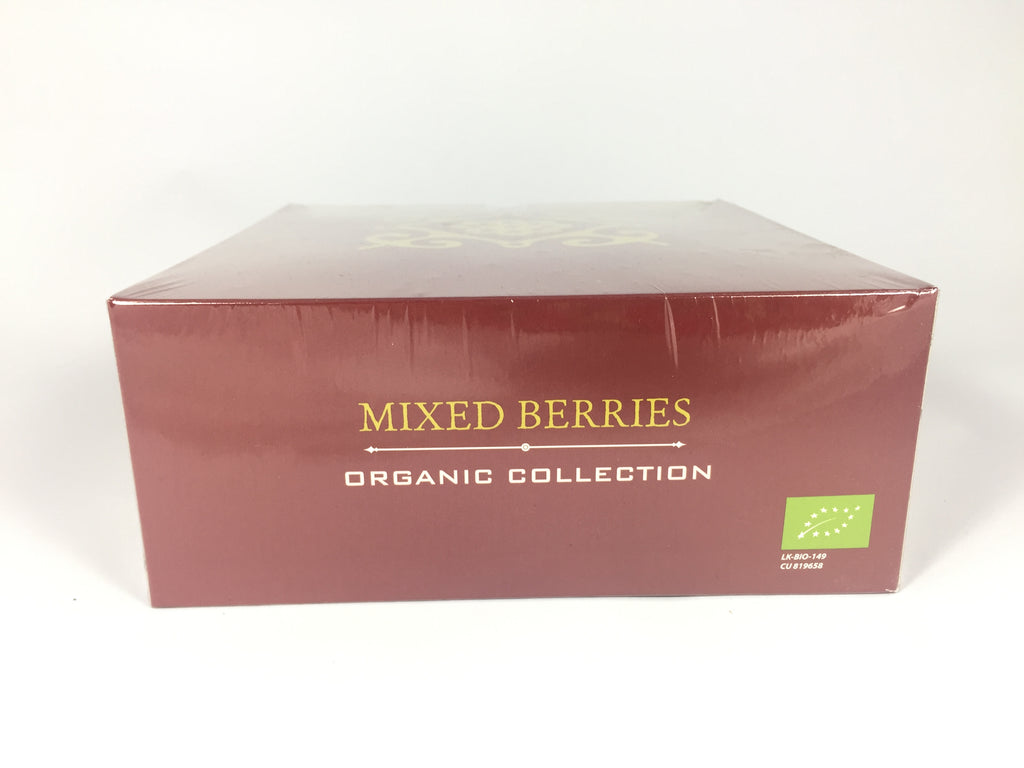Mixed Berries Ecologic Tea