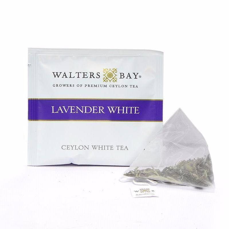 Walters Bay Lavender White Tea in Envelopes