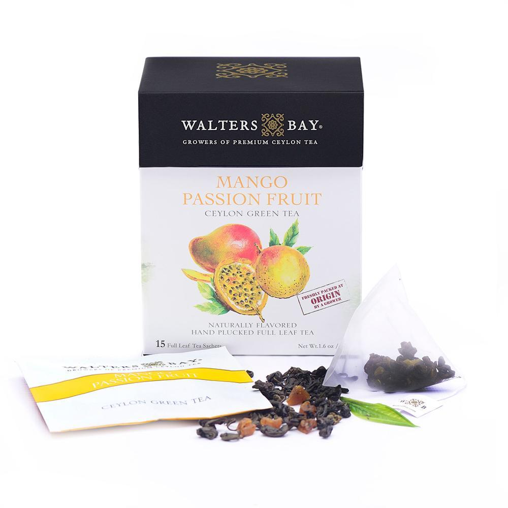 Buy Walters Bay Mango Passionfruit Tea