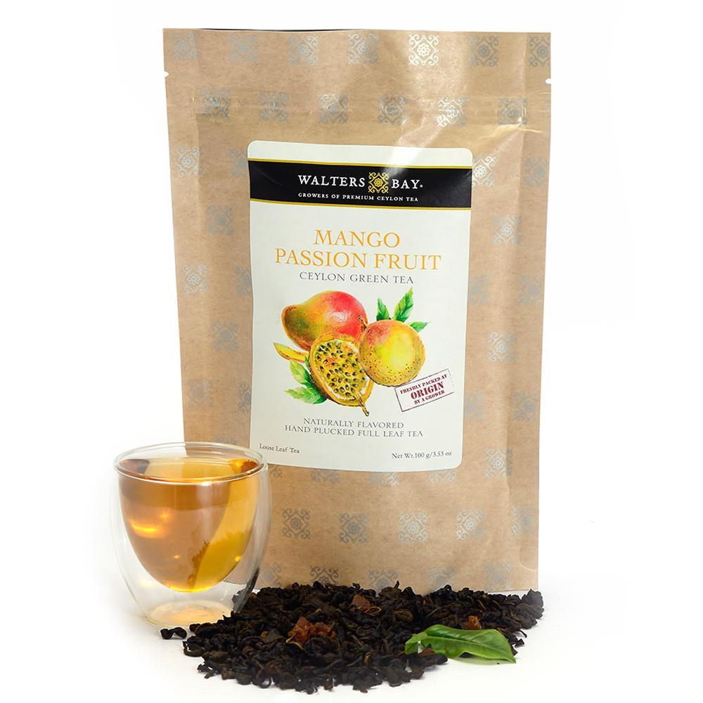 Buy Walters Bay Mango Passionfruit Loose Leaf Tea