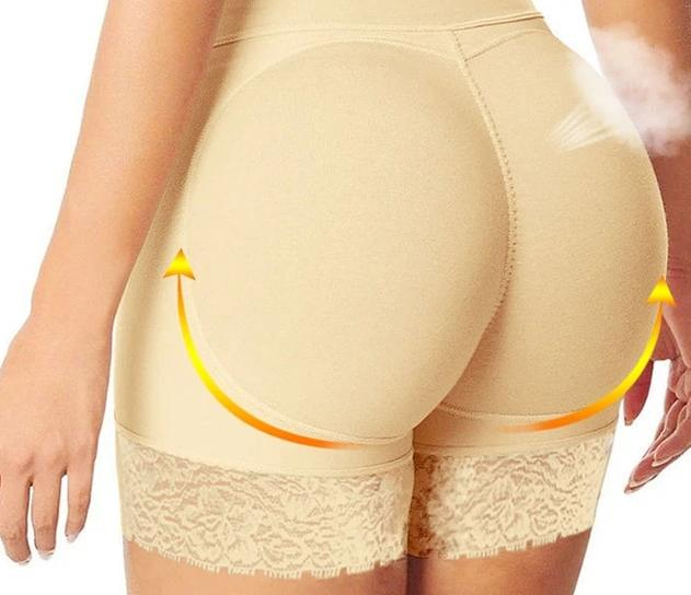 Lover Beauty Butt Lifter Padded Panty Enhancing Body Shaper For Women Abundant Buttocks Butt Lift With Tummy Control Underwear-modlily