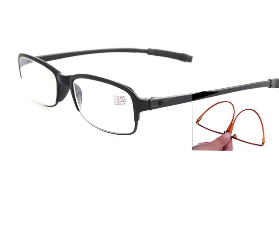 IVSTA 8002 Flexible TR90 Reading Glasses men Women +1 +1.5 +3.5 presbyopic aspherical lenses Gift for Grandparents Hypermetropia-modlily