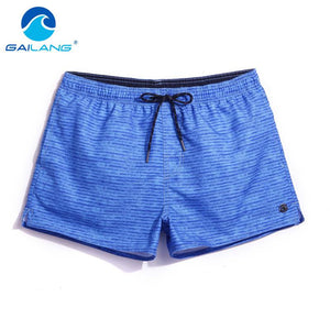 Gailang Brand Fashion Men's Beach Board Shorts Trunks Quick Drying Plus Size Boxer Trunks Men Swimwear Swimsuits Active Trunks-modlily