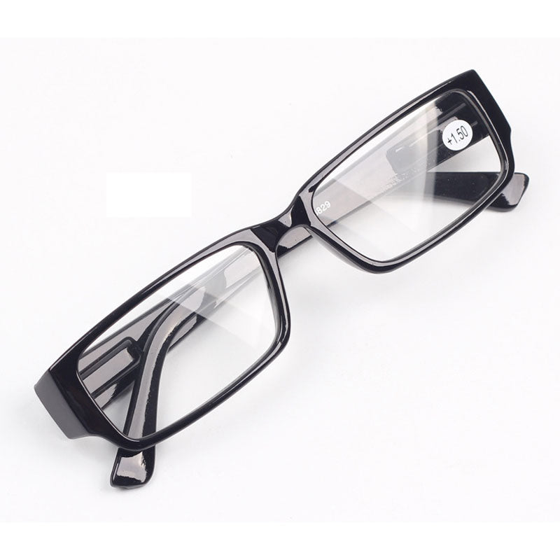 Women Reading Glasses for Men Vision Points Clear Farsightedness Eyeglasses With Spring Hinge +100 +150 +200 +250 +300 +350 +400-modlily
