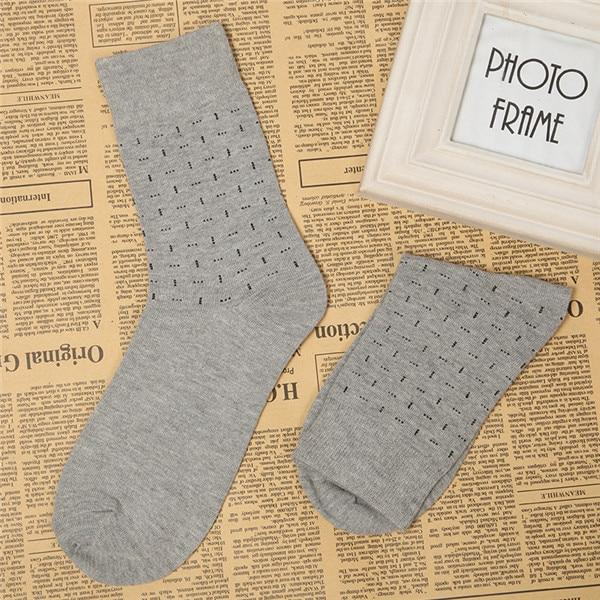 men's autumn winter classic business cotton socks man thick warm socks brand socks 5pairs/lot-modlily