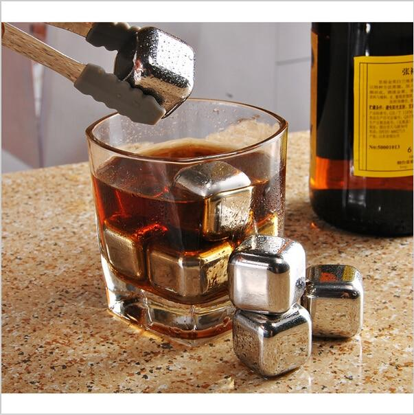 1 Pcs Eco-friendly Whisky Ice Stones Drinks Cooler Cubes Beer Rocks Granite Pouch Drink Cooling Ice-modlily