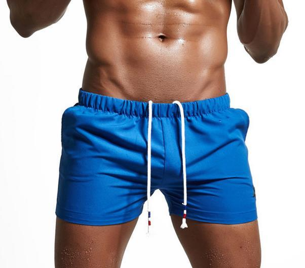 SUPERBODY Brand Men Shorts Summer Beach shorts Swimwear Men Boardshorts Man boxer Short Bermuda Swimsuit size XXL-modlily