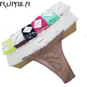 XXXXL SEXY lace cotton Women's Sexy Thongs G-string Underwear Panties Briefs lingerie For Ladies women 1pcs ZX71 hsq-modlily