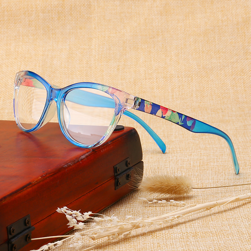 JN Ultralight Toughness Anti Fatigue PC Unbreakable Reading Glasses Men Women High Quality Presbyopic Eyeglasses TL18112-modlily