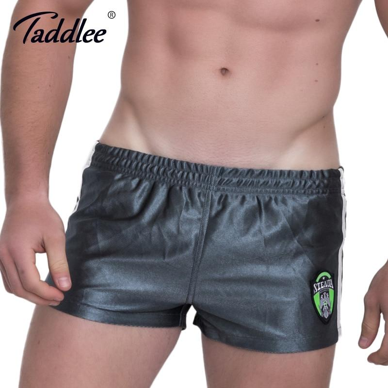 Taddlee Brand Sexy Men Beach Board Shorts Sweatpants Gasp Short Bottoms Swimwear Swimsuits Men's Boxer Trunks Jogger Fitness-modlily