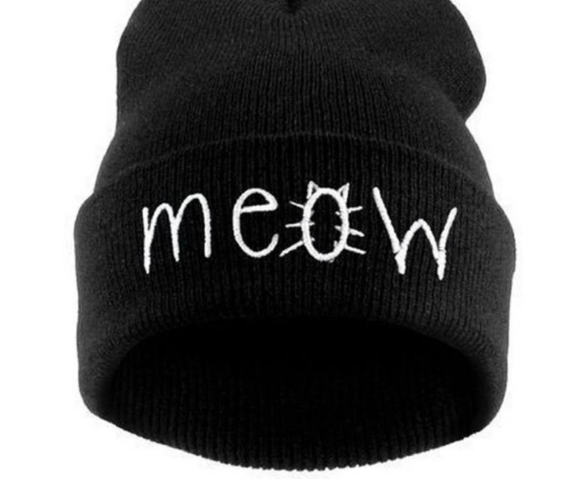 JAYCOSIN Skullies Beanies Winter Hat pom pom Cap For Women Girl Vintage Solid Hemming Warm Spring Autumn Hat Female-modlily