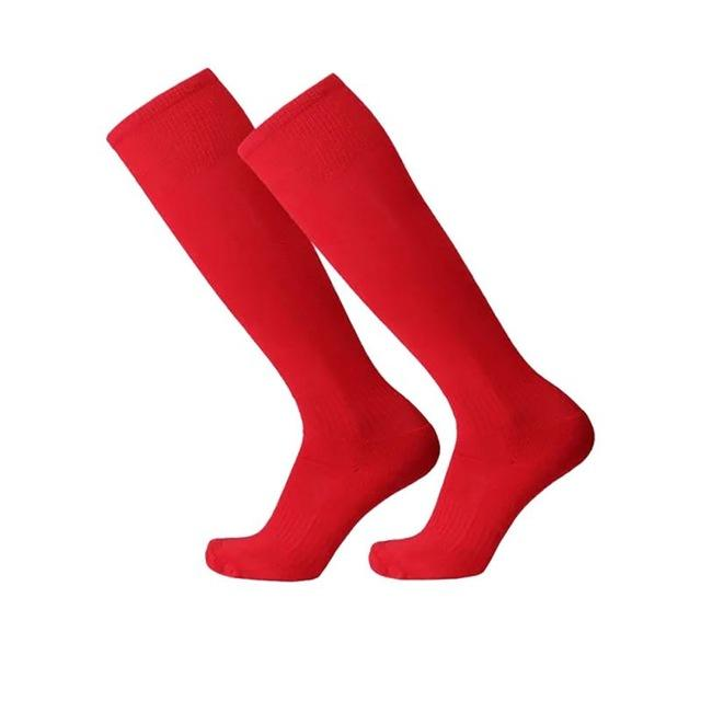 Autumn Winter Casual Men's Compression Socks Cotton Over Knee High Elastic Sock Long Socks-modlily