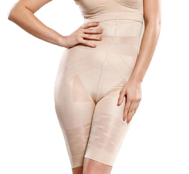 SJASTME Girdle Belt Waist Cincher Body Tummy Waist Control Underbust Corset Body Shaper Thigh Compression Slimming Panties-modlily