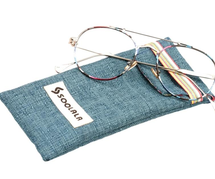 SOOLALA 2017 Oversized Reading Glasses Round Metal Frame Women Men Reading Glasses+0.5 1.25 1.75 2.25 2.75 to 4.0-modlily