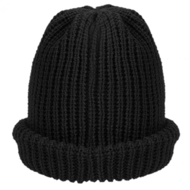 2018 Warm Fashion Winter Hat For Men Knitting Hat Cap Women Beanie Hat Cap Skullies Beanies Elastic Hats Drop Shipping-modlily