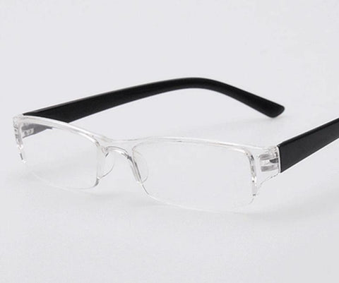 YOOSKE Resin Presbyopic Reading Glasses Women Men Glasses Men Women  Optical Glass 1.0 1.5 2.0 2.5 3.0 3.5