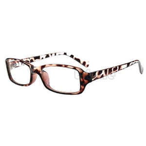 E74 Free Shipping 100% UV400 Women Men Clear Lens Nerd Glasses Anti-radiation Computer Eye Goggles-modlily