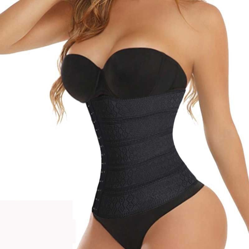 Hot Sale 2017 New Sexy Women Waist Trainer Slimming Belt Underbust Tummy Girdle Cincher Body Shaper Corset Shapewear Z1-modlily