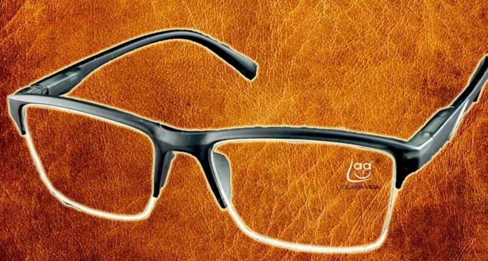 !!! 4 Paris !!! High quality half-rim black Anti-fatigue reading glasses +0.25 +0.75 +1.25 +1.75 +2.25 +2.75 +3.25-modlily