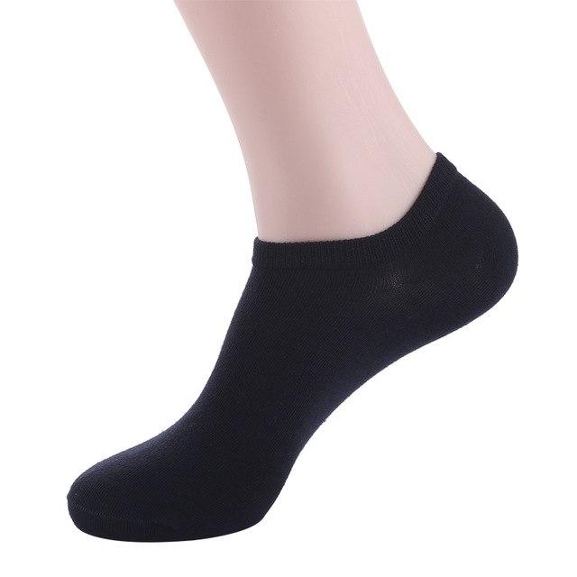 OUR MODE summer men thin cotton Invisible boat socks male brand ankle socks for man fashion low socks 5pairs/lot-modlily