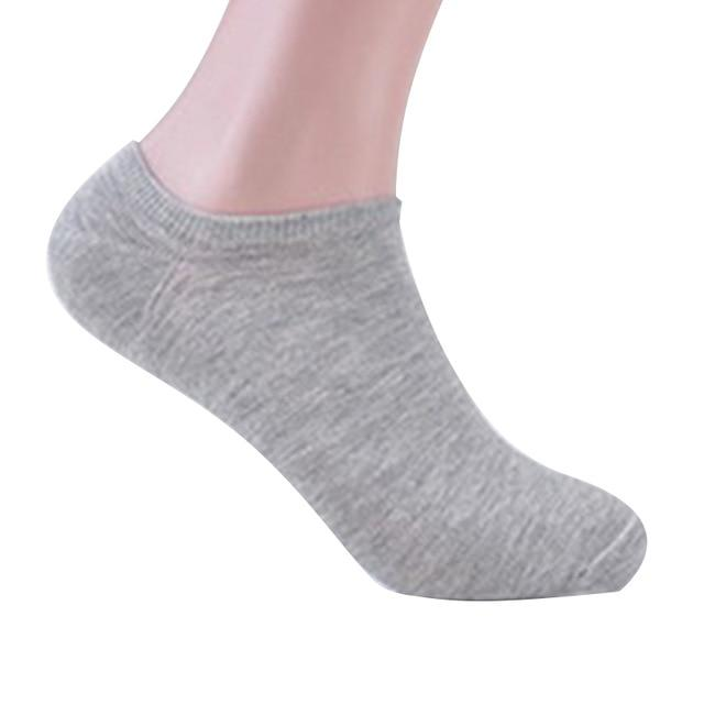 Hot Sale Comfortable 1Pair Unisex Comfortable Cotton Sock Slippers Short Ankle Socks New Arrival Breathable Soxs-modlily