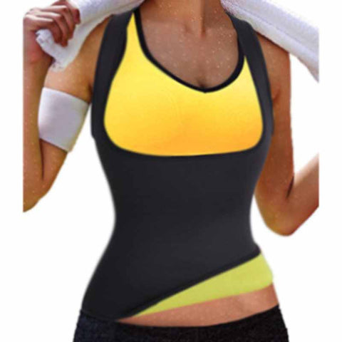 YUMDO Neoprene underbust Sauna Hot Selling Sweat Belt Body Shaper Waist Corset Weight Loss Fajas Waist Trainer Fajs Reductors-modlily