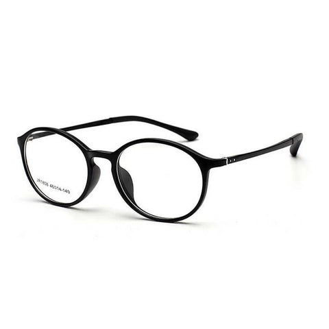 ff7c17037a5fe TR90 Prescription optical eyeglasses frames Men s Plain Mirror Ultra-light  Tungsten Myopia Glassesmodlilj-modlily