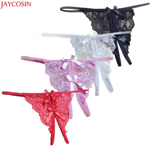 Jaycosin panties women\x27s g-string string camel thermal underwear women Dec14-modlily