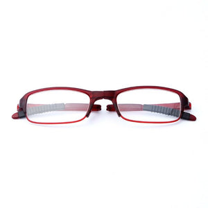 TR90 Ultra Light Aspherical resin Foldable Reading Glasses Women Men Fashion Unisex Eyewear +1.0 1.5 2.0 2.5 3.0 3.5 4.0-modlily