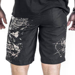 Usable Summer Accessory Luxury Selling Original Grateful Necessaries Skull Print Lovely Gift Male Beach Shorts Newest-modlily