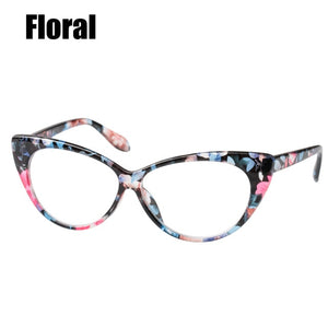 SOOLALA Cat Eye Reading Glasses Women Men Lightweight Presbyopic Reading Glasses +0.5 0.75 1.0 1.25 1.5 1.75 2.0 2.5 3.0 3.5 4.0-modlily