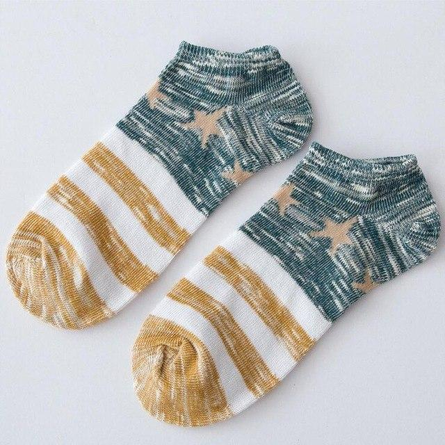 Men's Cotton Warm Socks Crew Ankle Low Cut Casual Business Classic Cotton Socks Amazing Drop Shipping-modlily