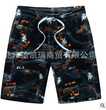 Tailor Pal Love Shorts Men Beach Summer Print Bermuda Masculina Men Shorts Fashion Homme Mens Trunks Board Shorts Plus size-modlily
