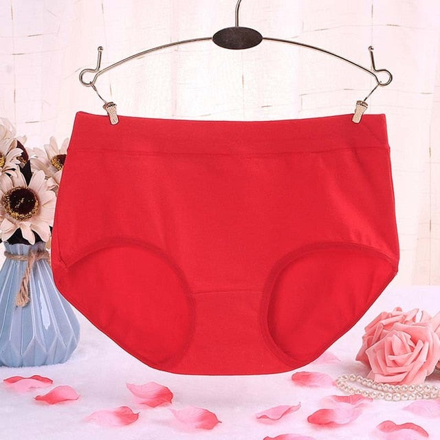 New Underwear Women Cotton Underwear Women's Panties Shorts Breifs Sexy Lingeries Female Plus Size XXXL Panties For Women Tanga-modlily