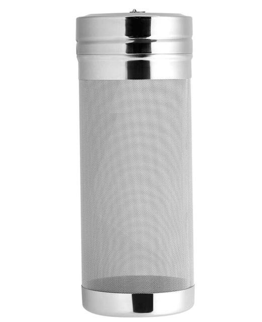 300 Micron Stainless Steel Home Brew Filter Mesh Beer Brewing Filter for Homemade Home Brew Keg Dry Hopper Beer Mesh Filter-modlily