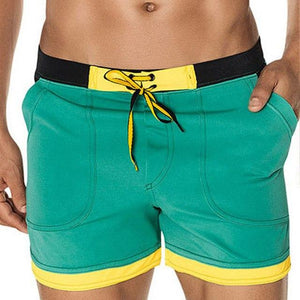 Taddlee Brand Mens Sexy Swimwear Swimsuits Man Boxer Board Beach Shorts Trunks Bathing Suits Gay Men Man Boardshorts Man Gay-modlily