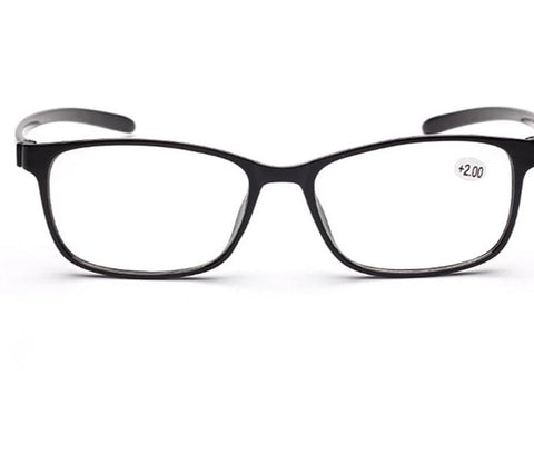 YOOSKE TR90 Reading Glasses Men Women Presbyopic Eyeglass Spectacles Resin Transparent Lense 1.0 1.5 2.0 2.5 3.0 3.5