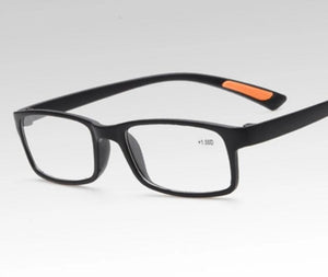 Reading Glasses Men Women TR90 Prescription Glasses Resin elder HD Reading Presbyopic Glasses 1.0 1.5 2.0 2.5 3.0 4.0-modlily