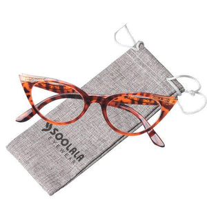 SOOLALA Cateyes Womens Reading Glasses Inspired Vintage Cat Eye Reading Glasses with Rhinestones +1.0 1.5 2.0 2.5 3.0 3.5-modlily