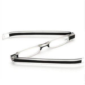 360 Degree Rotation Folding Reading Glasses Diopter Men Women 1.0 1.5 2.0 2.5 3.0 3.5 Foldable Presbyopic Reading Glasses-modlily