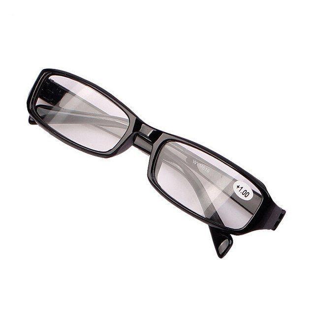 Black Presbyopic Glasses Occhiali Da Lettura +1.00 +1.50 +2.00 +2.50 +3.00 +3.50 +4.00 Diopter Points Read Clear Reading Glasses-modlily