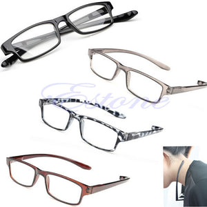 Hot Light Comfy Stretch Reading Presbyopia Glasses 1.0 1.5 2.0 2.5 3.0 Diopter Drop ship-modlily
