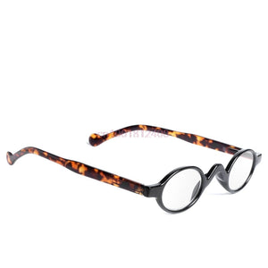 Vintage Small Round Frame Men Women Readers Reading Glasses Presbyopic Glasses-modlily
