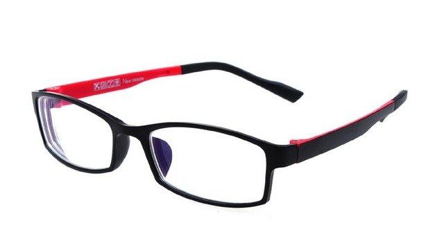 ULTEM Students Myopia Glasses Men & Women glasses for sight Super Light Flexible Computer Eyewear with Diopter -100 to -400 A1-modlily